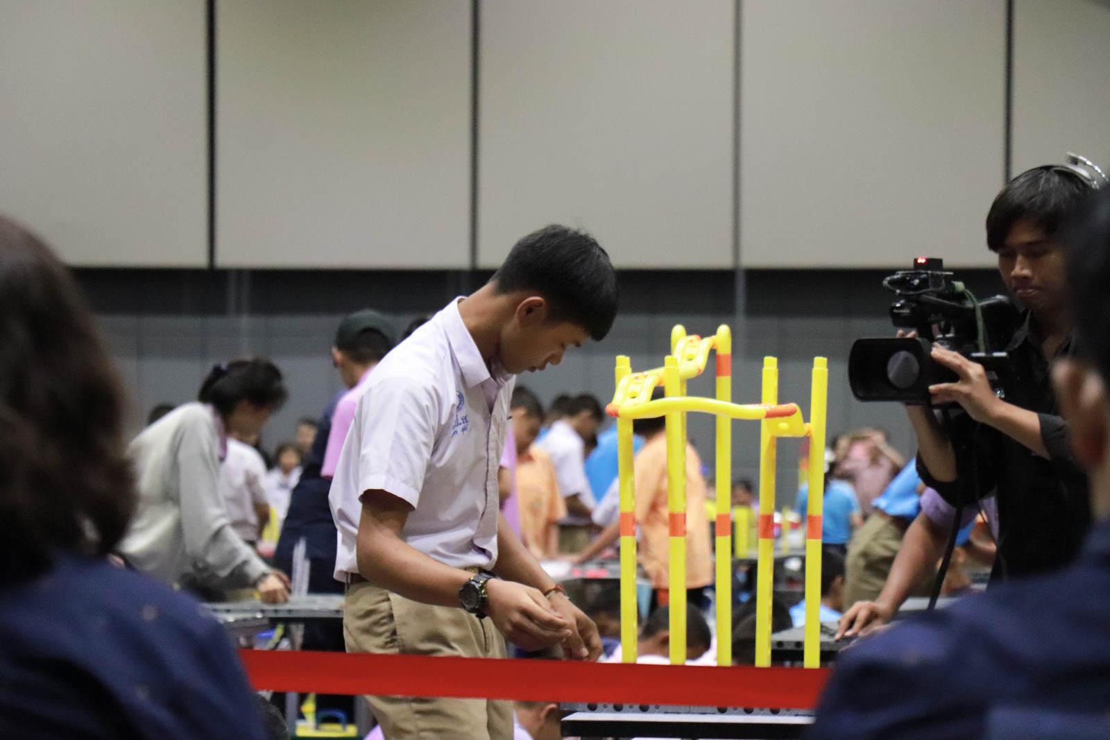 การแข่งขัน Thailand Green Mech 2018